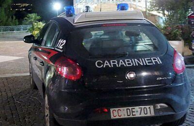 """Cervia, danneggiava le auto in sosta: fermata """"vandala"""" 60enne"""
