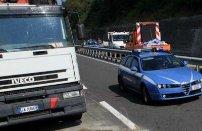 Giornata incubo sulla E45 tra Cesena e Mercato Saraceno