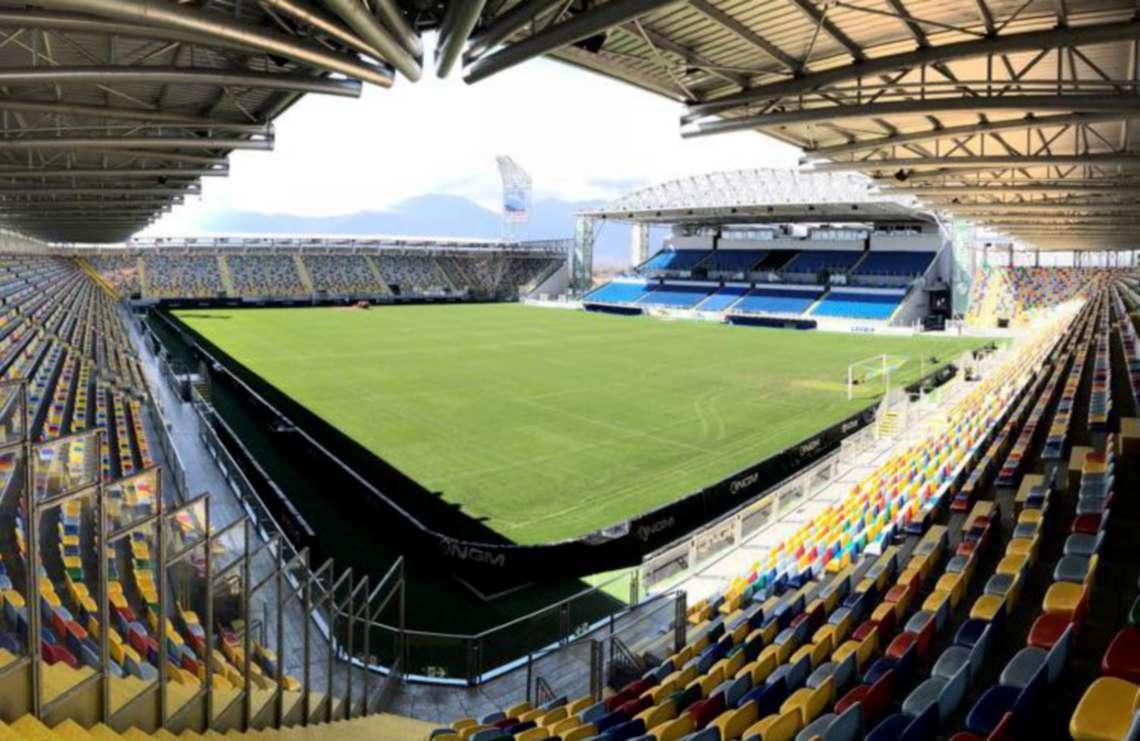 Stadio Ravenna, il modello sarà Frosinone. Ipotesi polo dello sport