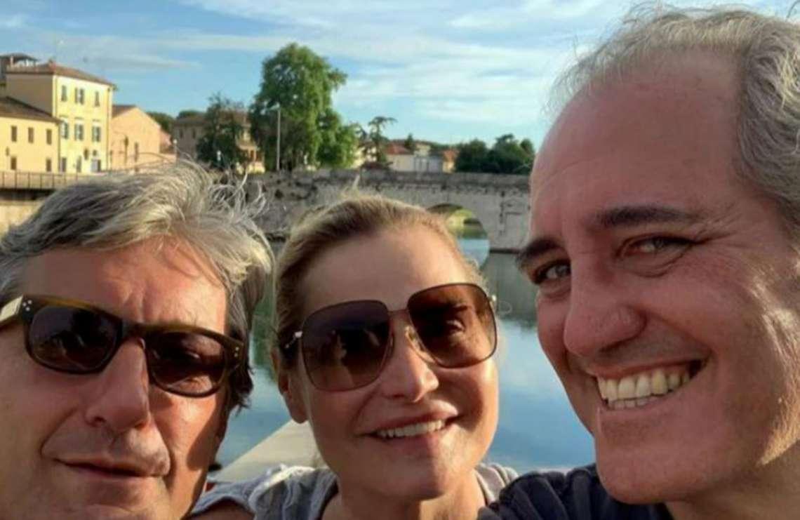 """Simona Ventura sposa a Rimini: """"Per noi è il posto del cuore"""""""