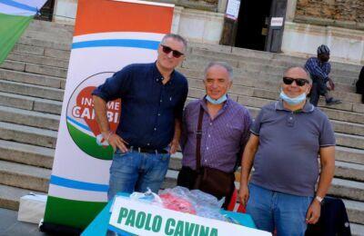 """Faenza, Cavina: """"Da destra si sono portati al centro"""""""