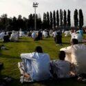 Festa del sacrificio all'aperto per la comunità islamica di Cesena