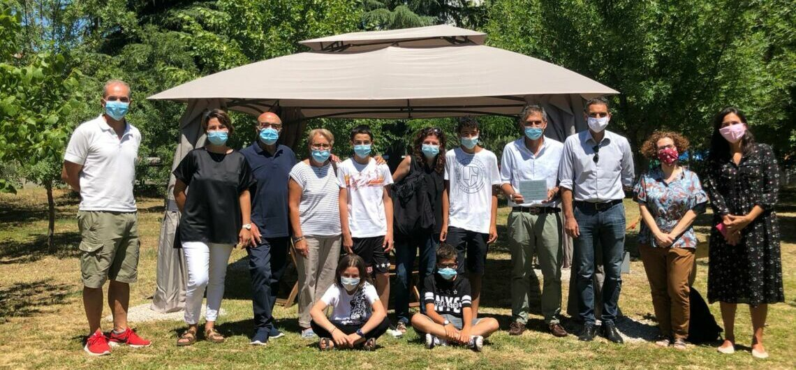 Coronavirus: donati Gazebo al centro «La Meridiana» di Cesena