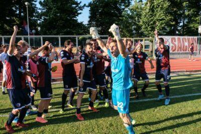 Calcio C play-out, il fotoracconto della salvezza dell'Imolese