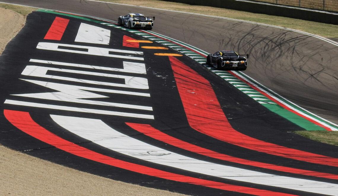 Imola, torna la Formula Uno