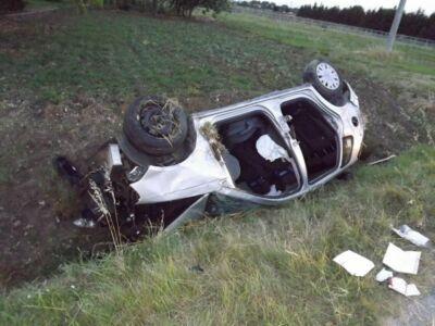 Un 19enne di Sogliano grave dopo un incidente con 4 giovani feriti