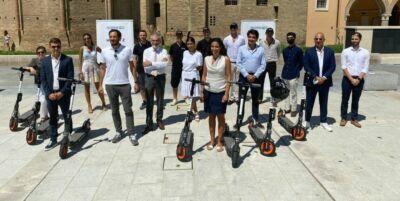 Cesena: pronti i monopattini elettrici da noleggiare in città