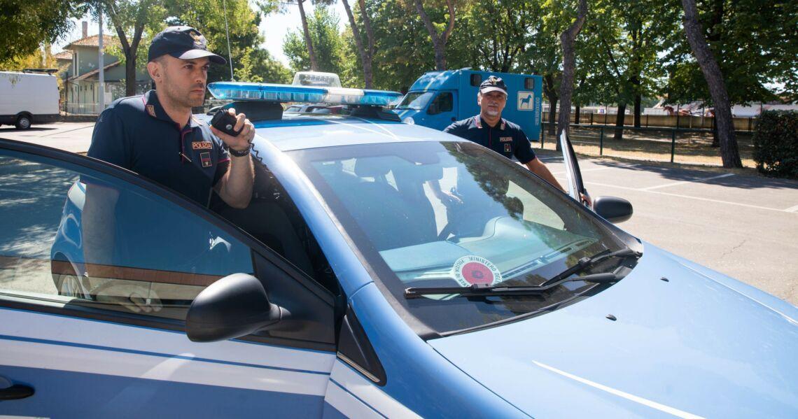 Massacrata di botte dal compagno: inseguito da Cesena e arrestato