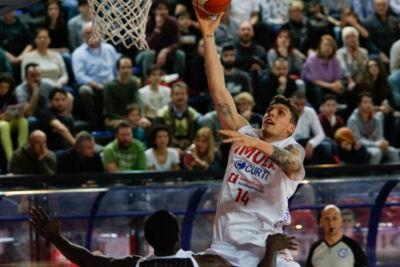 Basket B, l'Andrea Costa Imola riabbraccia Preti