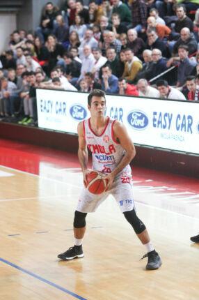 Basket B, Imola accoglie il ritorno di Toffali
