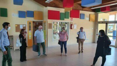 Scuola e futuro: partito da Cesena il tour dell'assessore regionale