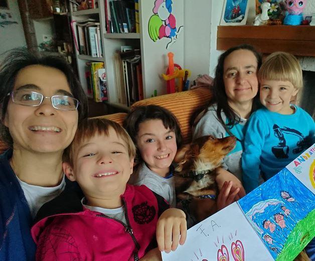 Forlì, figli di mamme lesbiche. Il giudice: sono fratelli