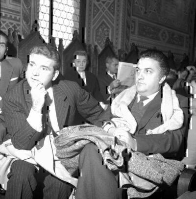 Zavoli ha chiesto di essere sepolto a fianco di Fellini a Rimini