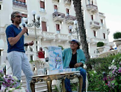 Al Bano canta e incanta al Grand Hotel di Rimini