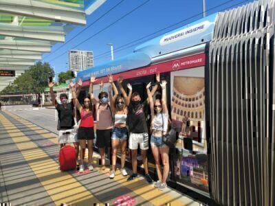Metromare: card da 40 euro per viaggiare fino al 15 settembre