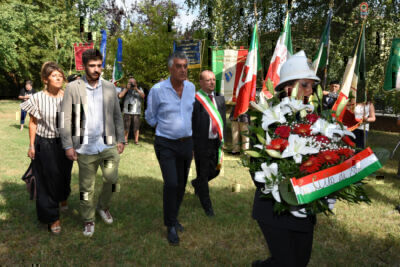 Forlì ricorda l'eroe Silver Sirotti
