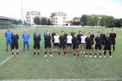 Calcio B donne, il Cesena è tornato al lavoro