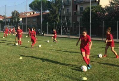 Calcio donne, il Ravenna Women guarda alle giocatrici del futuro