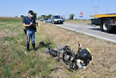 Forlì, tragico schianto sulla Cervese: muore 59enne