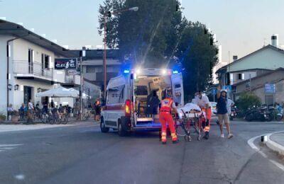 Incidente: grave un 56enne a Pioppa di Cesena