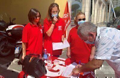 Coronavirus e assunzione infermieri: raccolta firme a Cesena
