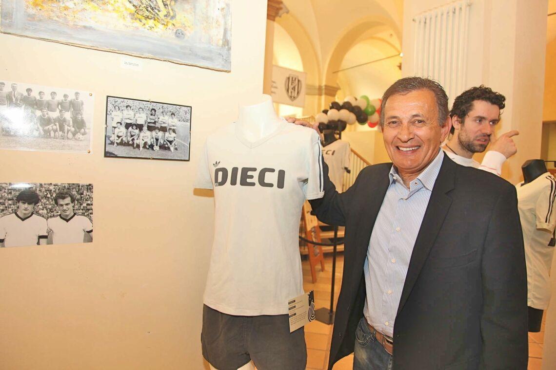Calcio, Cesena All Time: il numero 2 è Giampiero Ceccarelli
