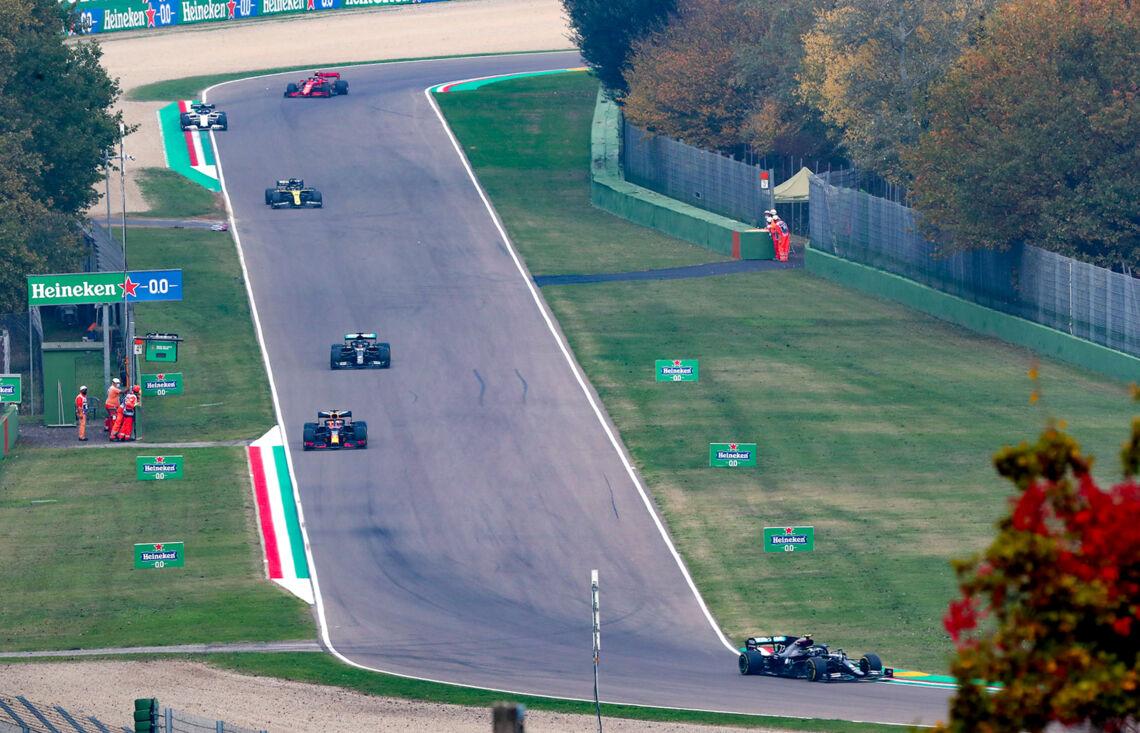 Formula 1, prima bozza ufficiale del calendario 2021: Imola non c